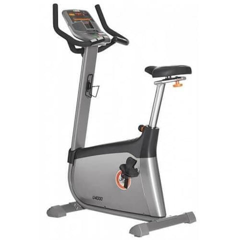 Image of Cardio Equipment U4000 UPRIGHT EXERCISE BIKE HORIZON FITNESS CYCLING CARDIO sweat central