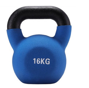 16KG CAST IRON RUSSIAN KETTLEBELL KETTLE BELL GYM WEIGHTS