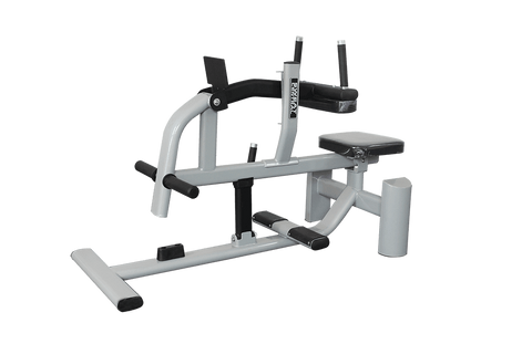 COMMERCIAL SEATED LEG CALF RAISE EXERCISE MACHINE HAMSTRING - sweatcentral