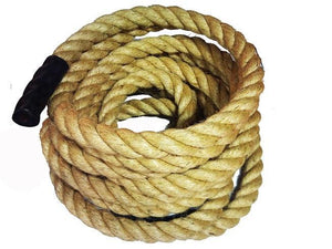 "15m BATTLE BATTLING ROPE 2"" INCH DIAMETER - sweatcentral"