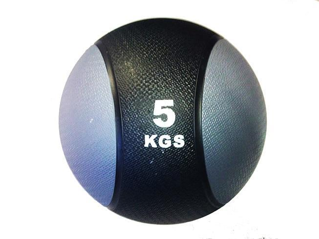 2-Tone Commercial Medicine Ball - 5kg - sweatcentral