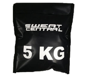 35kg CROSS TRAINING SAND BAG STRENGTH TRAINING WEIGHT REFILLABLE 5KG  POWERBAG