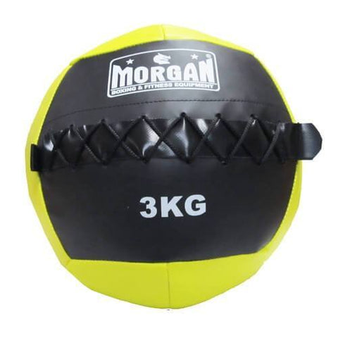 3KG WALL BALL CROSS FUNCTIONAL STRENGHTHEN FITNESS MEDICINE WEIGHT  BALL - sweatcentral