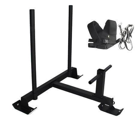ALL PURPOSE POWER SLED WITH HARNESS CROSS TRAINING - sweatcentral