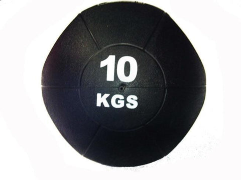 Image of Double Handled Medicine Ball - 10kg - sweatcentral