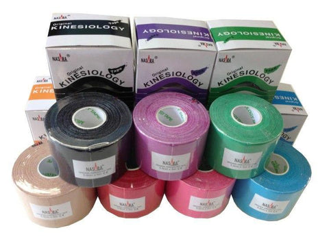 Image of KINESIO ROCK SPORTS PHYSIO TAPE KINESIOLOGY - sweatcentral