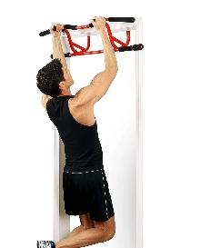 GOFIT NO SCREW STABLE DOOR CHIN UP BAR MULTI USE CHIN UP STATION