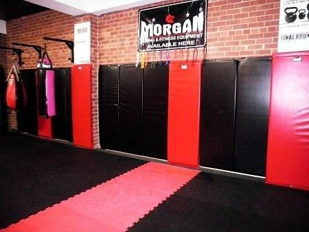 Image of 100% AUSTRALIAN MADE WALL PADS GYM FLOORING PADDING - sweatcentral