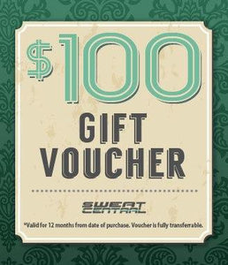 $100 Gift Voucher - sweatcentral