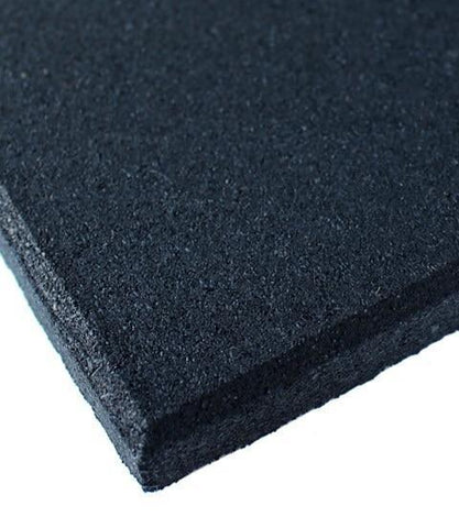Image of 1m x 1m HEAVY DUTY RUBBER GYM FLOORING MATS TILES - sweatcentral