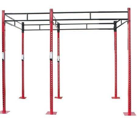 2.5 CELL CROSS FUNCTIONAL FITNESS FREE STANDING SUPER RIG - sweatcentral