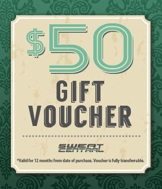 $50 Gift Voucher - sweatcentral