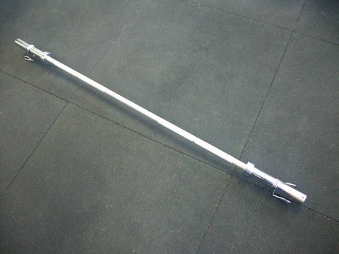 8kg Olympic Aluminium Training Technique Barbell Gym Bar - sweatcentral