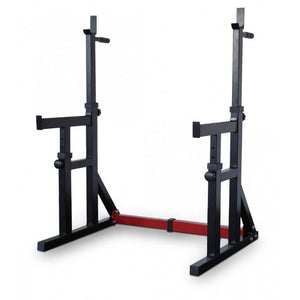 BODYWORX L415SR ADJUSTABLE SQUAT & DIP STAND - sweatcentral