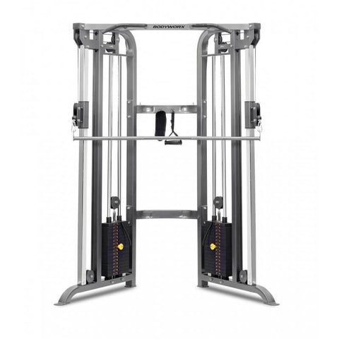BODYWORX L820X FUNCTIONAL TRAINER STACK WEIGHT SMITH CABLE CROSS MACHINE - sweatcentral