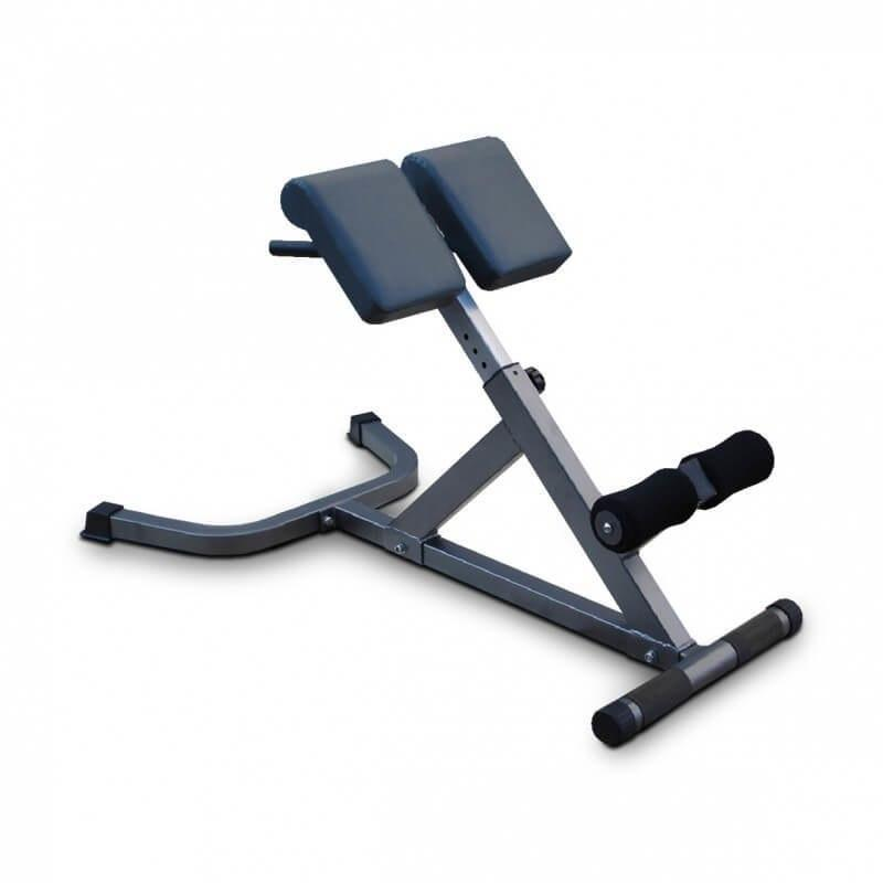 C610HE - 45 DEGREE ADJUSTABLE HYPER EXTENSION BENCH - sweatcentral