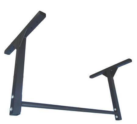 Image of HEAVY DUTY CEILING PULL UP RACK TRAINING CHIN UP BAR - sweatcentral