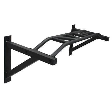 MULTI-GRIP PULL UP BAR TRAINNING RACK GYM CROSSFIT - sweatcentral