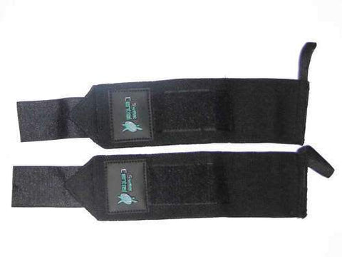 Image of ORIGINAL GYM WEIGHTS WRIST SUPPORT STRAP LIFTING WRAP - sweatcentral