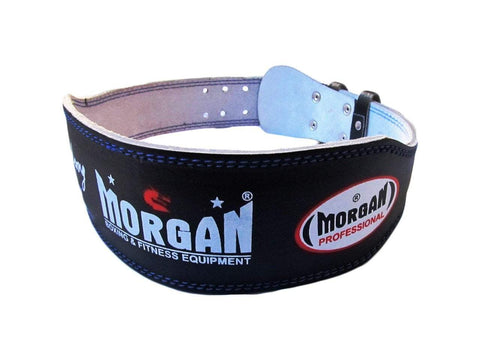 Image of POWERLIFTING SUPPORT PROFESSIONAL LEATHER WEIGHT BELT - sweatcentral