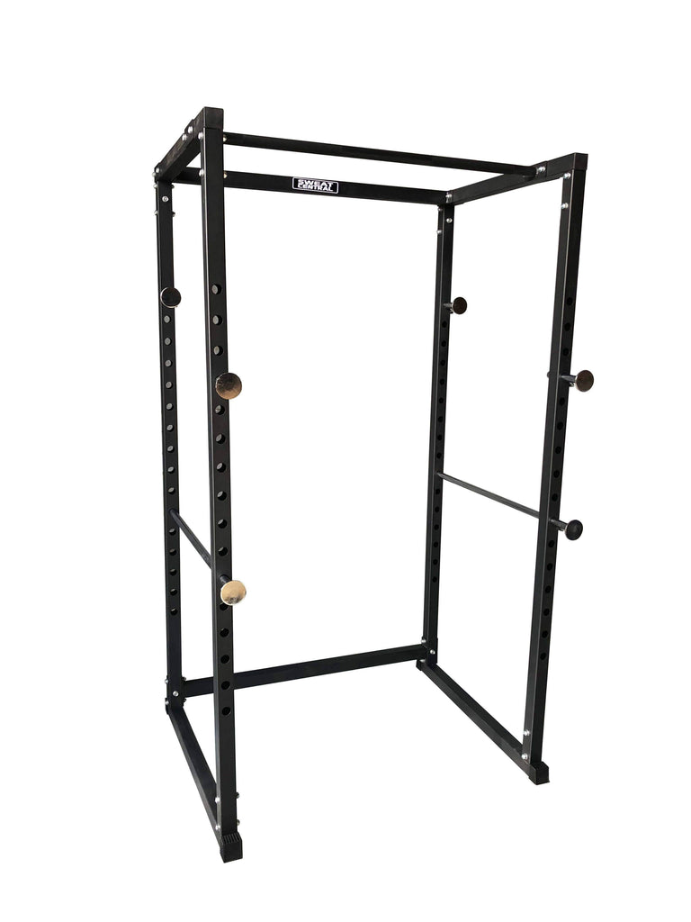 PR525 POWER CAGE RACK HOME GYM BASIC SQUAT STATION - sweatcentral