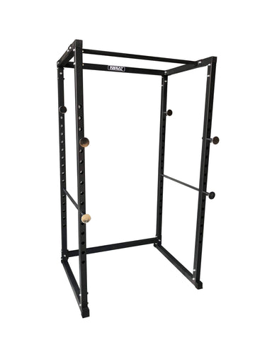 Image of PR525 POWER CAGE RACK HOME GYM BASIC SQUAT STATION - sweatcentral
