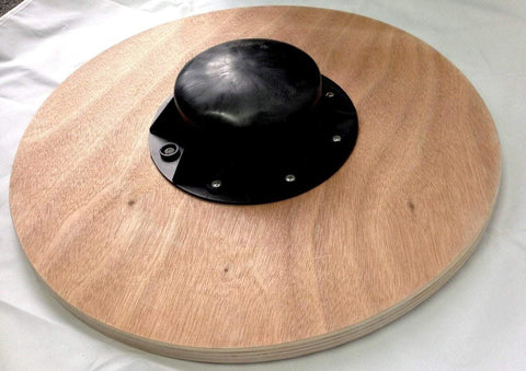 Timber Balance Board - sweatcentral