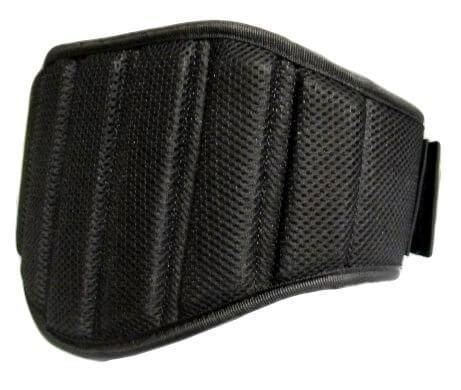 WEIGHT LIFTING EXERCISE SUPPORT GYM BELT POWERLIFTING WEIGHTLIFTING - sweatcentral