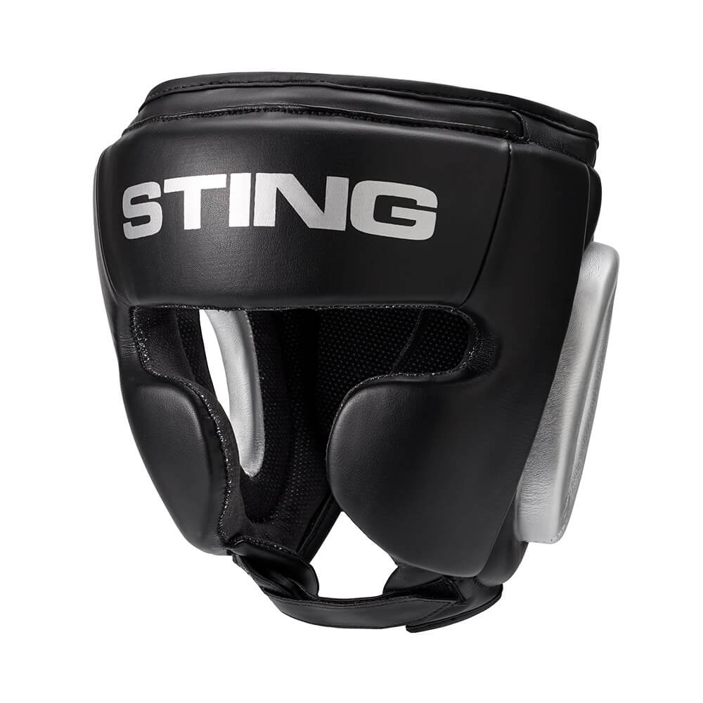 Sting Arma Plus Full Face Head Guard Head Gear Boxing Protective Gear