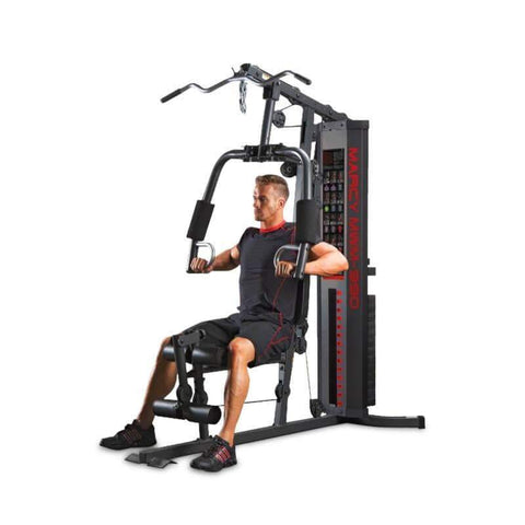 Image of MARCY 150LBS STACK MULTI STATION HOME GYM MWM990 - sweatcentral