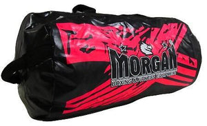 MORGAN BKK READY 2.5ft VYNIL GEAR BAG DUFFLE LADY GYM BAG - PINK COLOR - sweatcentral