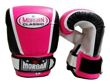 MORGAN BOXING LADY BAG MITTS CLASSIC PUNCHING TRAINING HAND GLOVES - sweatcentral