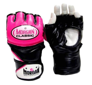 MORGAN CLASSIC LADY MMA X-TRAINING GLOVES FINGERLESS WOMEN MMA BOXING GLOVES