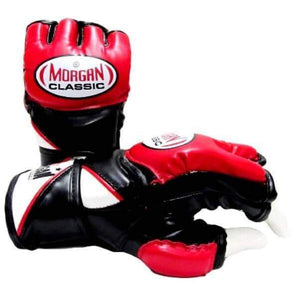 MORGAN CLASSIC MMA X-TRAINING GLOVES FINGERLESS MMA BOXING GLOVES