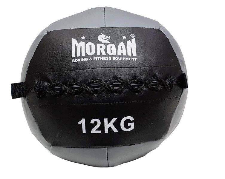 MORGAN CROSS TRAINING FUNCTIONAL FITNESS MEDICINE WALL BALL - 12KG - sweatcentral