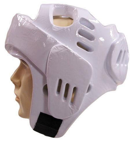 Image of MORGAN DIPPED FOAM HEAD PROTECTOR BOXING MARTIAL ART TRAINING HEAD GUARD - sweatcentral