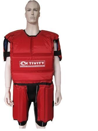 Image of MORGAN REVERSIBLE FOOTBALL TRAINNING SUIT COMBAT SPORTS BODY PROTECTOR ARMOUR - sweatcentral