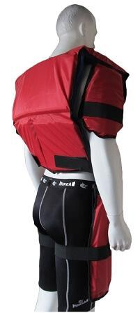 MORGAN REVERSIBLE FOOTBALL TRAINNING SUIT COMBAT SPORTS BODY PROTECTOR ARMOUR - sweatcentral