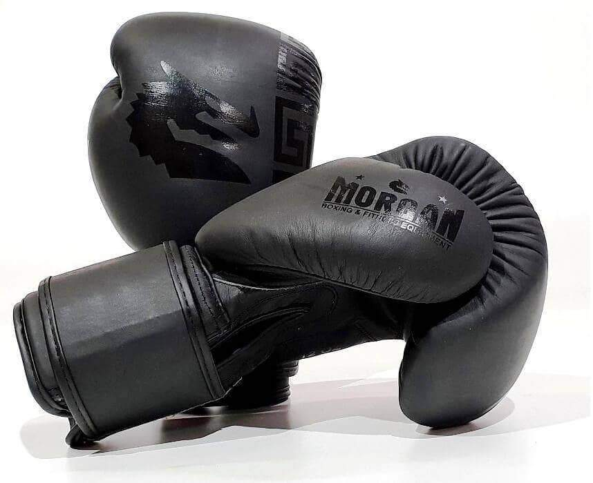 MORGAN STEALTH BOXING GLOVES PUNCHING SPARRING TRAINNING GLOVES - sweatcentral