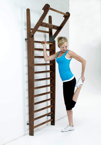 MULTI USE EXCERCISE WALLBARS STATION | CHIN UP BAR | SIT UP BAR | PULL UPS BAR sweat central