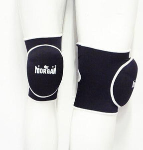 PAIR OF MORGAN TURTLE KNEE GUARD PAD BRACE TAKE DOWN PROTECTOR - sweatcentral