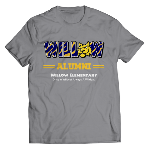 WILLOW ALUMNI Unisex T-Shirt