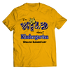 Image of I'M WILD ABOUT KINDERGARTEN T-shirt