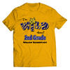 "Image of I""M WILD ABOUT 2nd GRADE T-shirt"