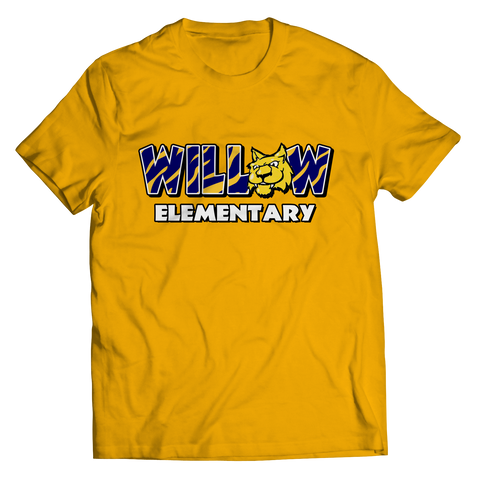 WILLOW ELEMENTARY T-SHIRT