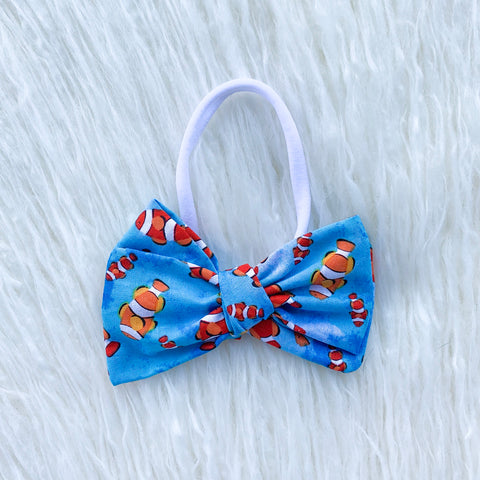 The Poppy Bow - (Finding Nemo)
