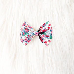 Savannah Bow (Be My Valentine Floral)