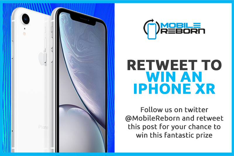 Retweet to Win an iPhone XR
