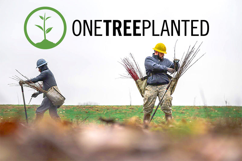 Mobile Reborn announces One Tree Planted Partnership