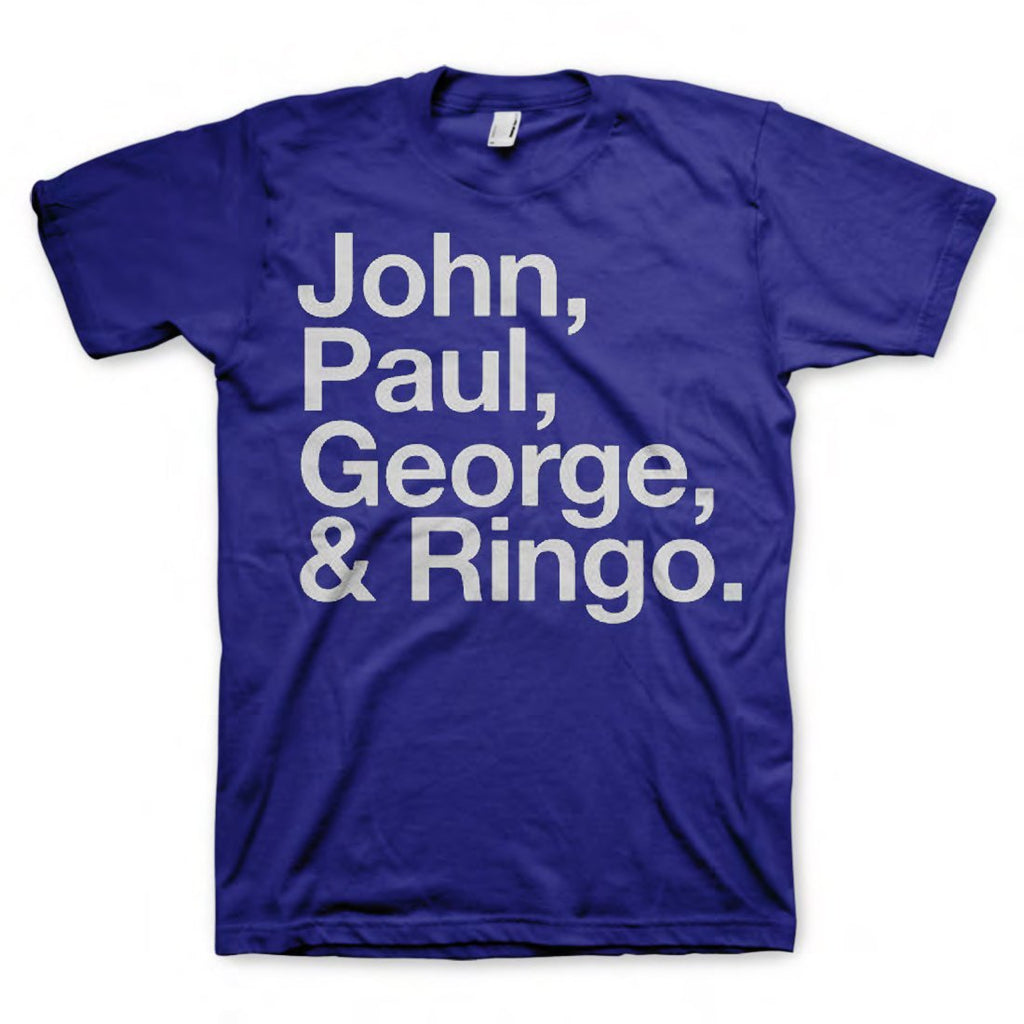 The Beatles | John Paul George Ringo T-Shirt